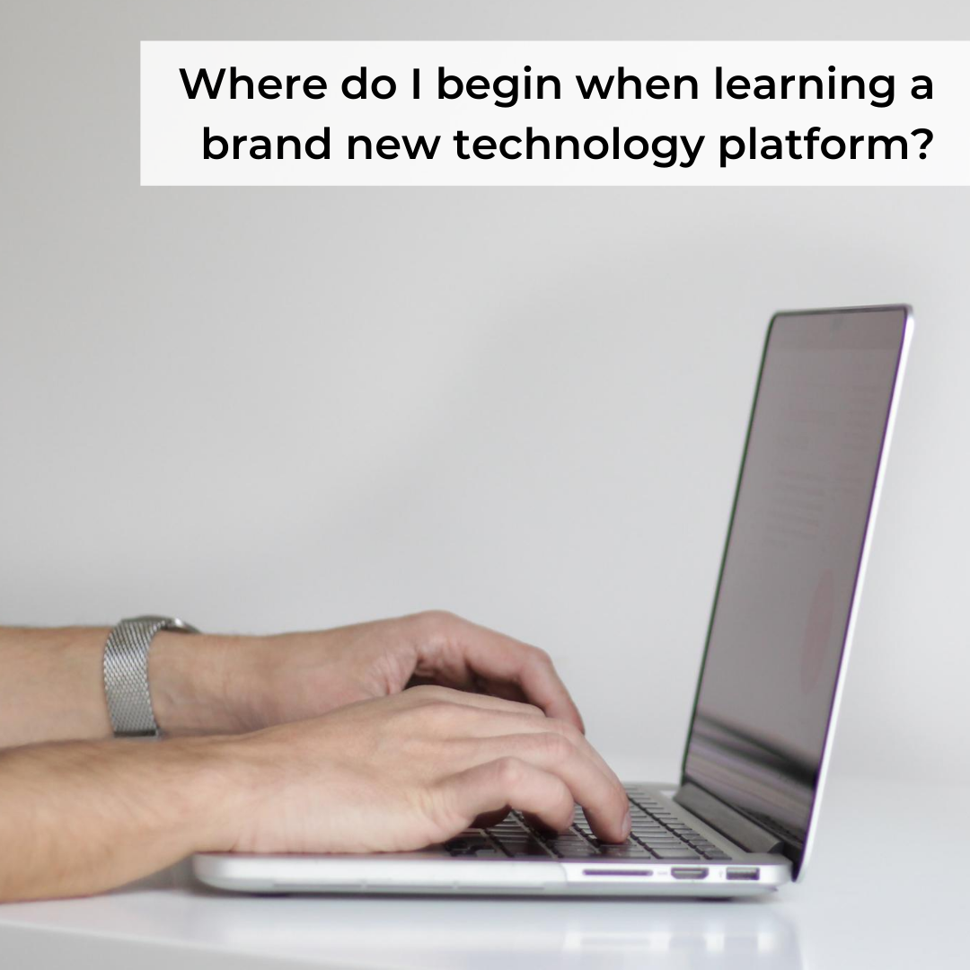 Learning a New Platform Blog Post Image