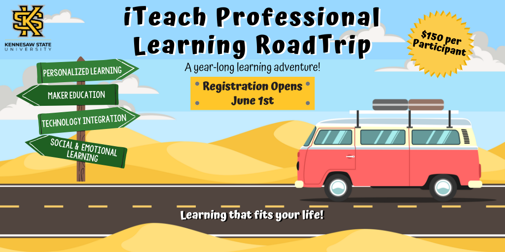 Professional Learning Roadtrip